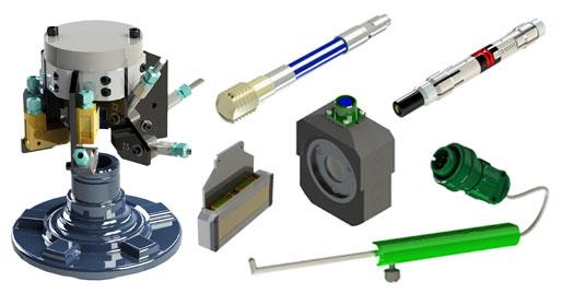 sondes et capteurs courants de foucault